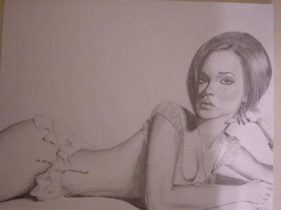 Rihanna by JasonRaysor